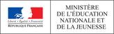 Ministère de l'Education Nationale Logo